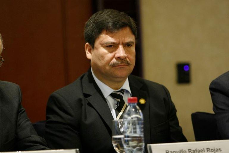 Ranulfo Rojas es señalado de haber cometido actos de corrupción supuestamente cometidos en al año 2003. (Foto: La Hora)