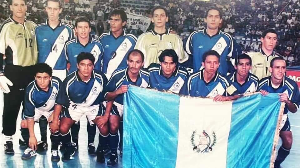 Este 18 de noviembre se cumplieron 20 años de que se jugó el Mundial de Futsal en Guatemala. Esta significó la primera participación en un torneo de este nivel en fútbol cinco para la Azul y Blanco. El torneo concluyó el 3 de diciembre.