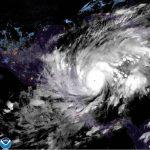 La Coordinadora Nacional para la Reducción de Desastres -CONRED-, mantiene un monitoreo con los sistemas de protección civil de Nicaragua y Honduras, además de comunicación con El Salvador, ante la llegada del huracán Eta. (Foto: EFE)