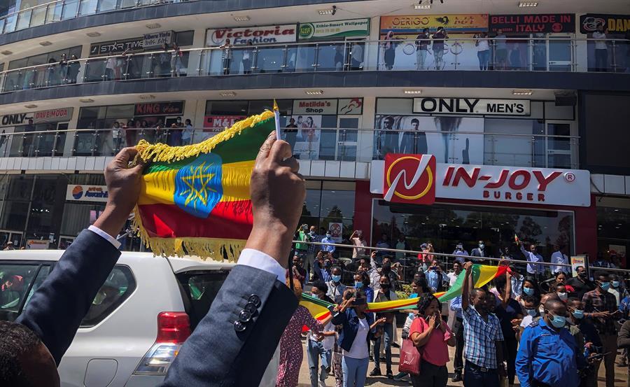 Etiopía: Mediadores de la Unión Africana para guerra con Tigray