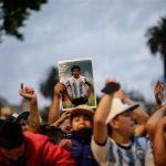 """Matías Morla, agente, abogado y amigo de Diego Maradona, dijo que """"la ambulancia tardó más de medio hora en llegar"""" al domicilio del 10. (Foto: EFE)"""