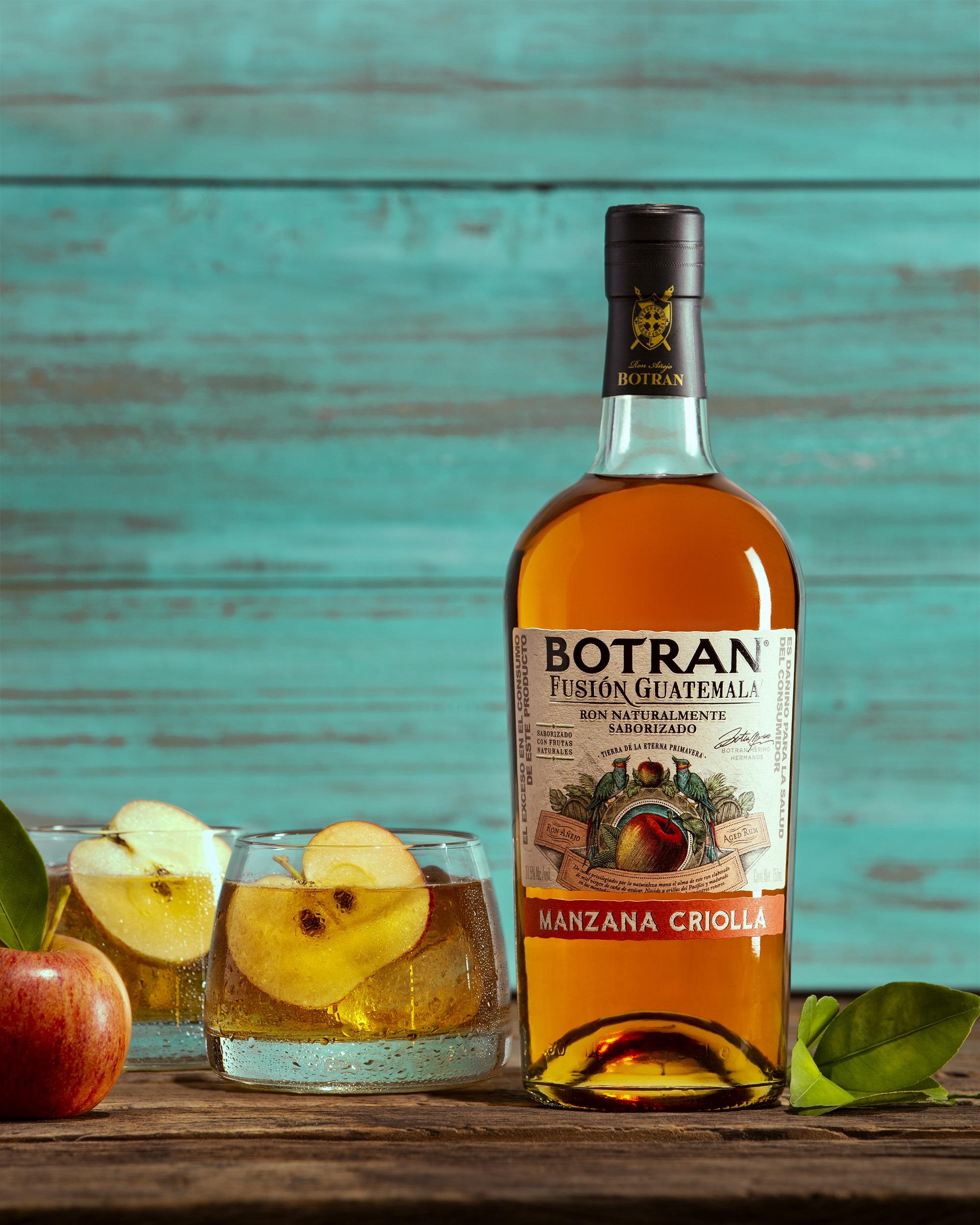 Presentan el nuevo Botran Fusión Manzana Criolla de Ron Botran