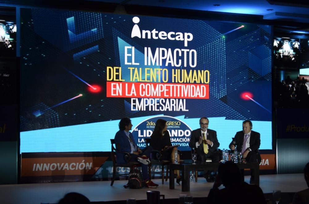 INTECAP realizará la tercera edición del Congreso de Productividad Empresarial