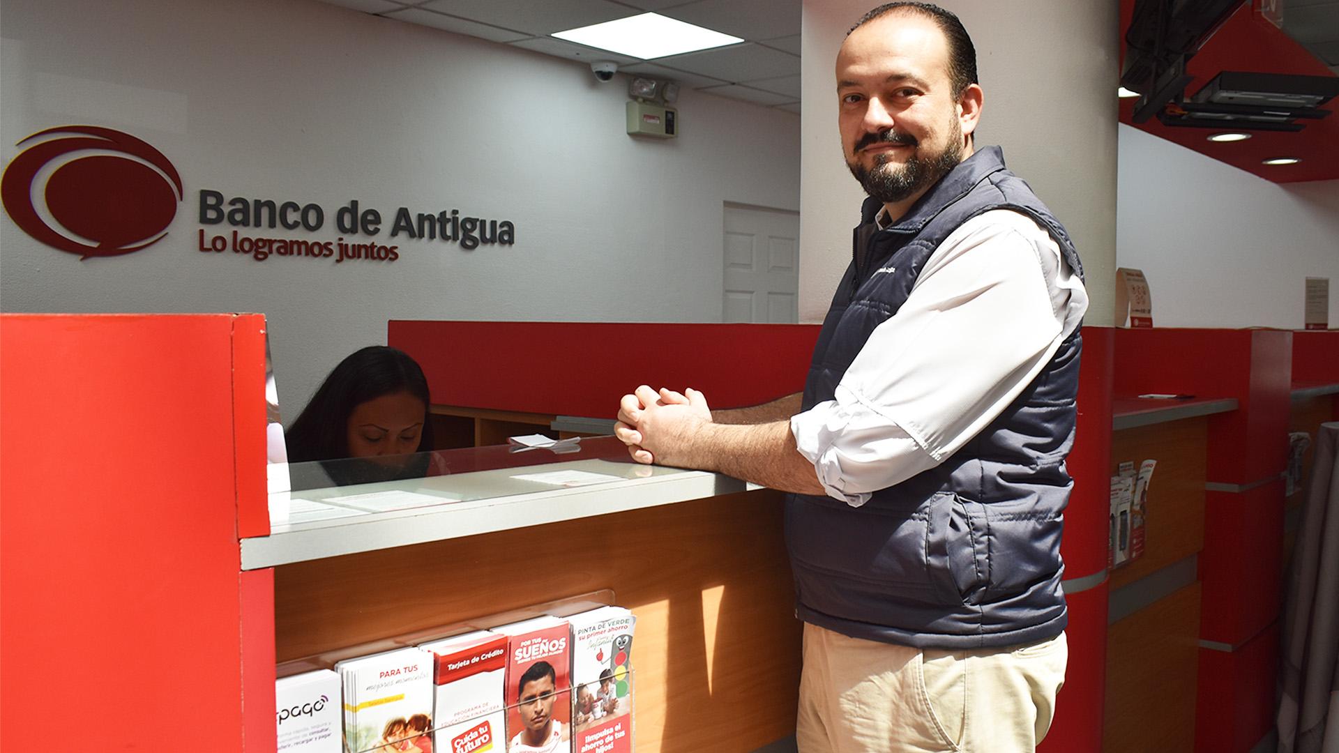 Banco de Antigua se asocia con Fintech de Guatemala