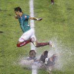Antigua GFC perdió en tanda de penaltis contra el Marathón de Honduras el juego que definía el pase a cuartos de final de la Liga de Concacaf. (Foto: Concacaf)