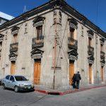 El centro cultural Casa No´j, en la zona 1 de Quetzaltenango, podría ser sede para realizar hisopados por parte de personal del CAP. (Foto: Carlos Ventura)