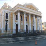 Remozan Teatro Municipal de Totonicapán a cuatro años de su centenario