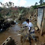 Los socorristas trabajan en las zonas inundadas de las áreas afectadas por la tormenta tropical Eta. (Foto: Cortesía)