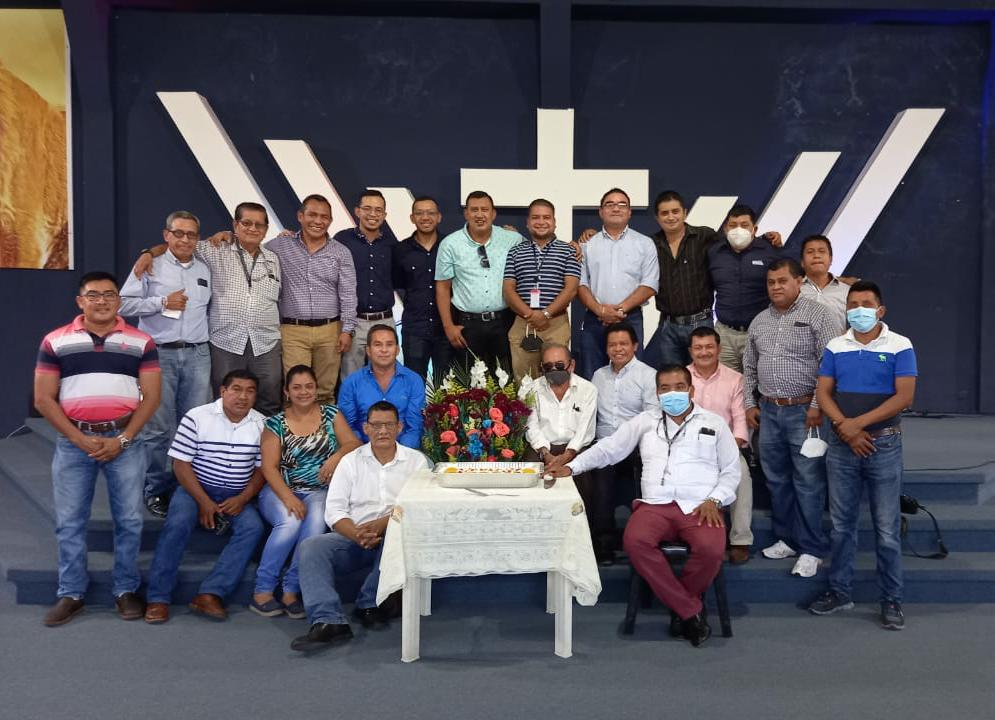 Periodistas de Suchitepequez conmemoraron su dia
