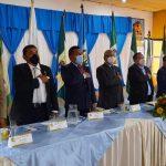 Nueve alcaldes del departamento de Suchitepéquez se unieron para conformar la mancomunidad Tierra del Venado. El objetivo de organizarse es buscar proyectos de desarrollo para los 21 municipios. (Foto: Cristian Soto)