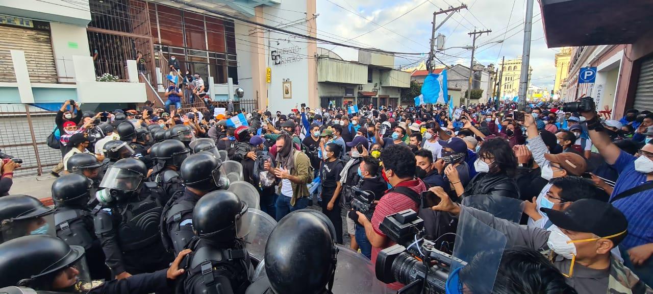 La Organización de Estados Americanos -OEA-, en un comunicado se refirió sobre la situación política que atraviesa Guatemala. (Foto: Arcihvo)