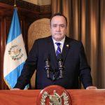 El presidente Alejandro Giammattei dijo que le sorprendió la autorización de la organización Planned Parenthood por parte del exministro de Gobernación, Oliverio García Rodas.