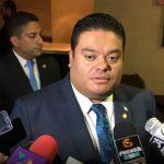 El presidente del Congreso, Allan Rodríguez dijo que la votación para aprobar el presupuesto del 2021, se logró porque hubo consensos y por las circunstancias del clima.