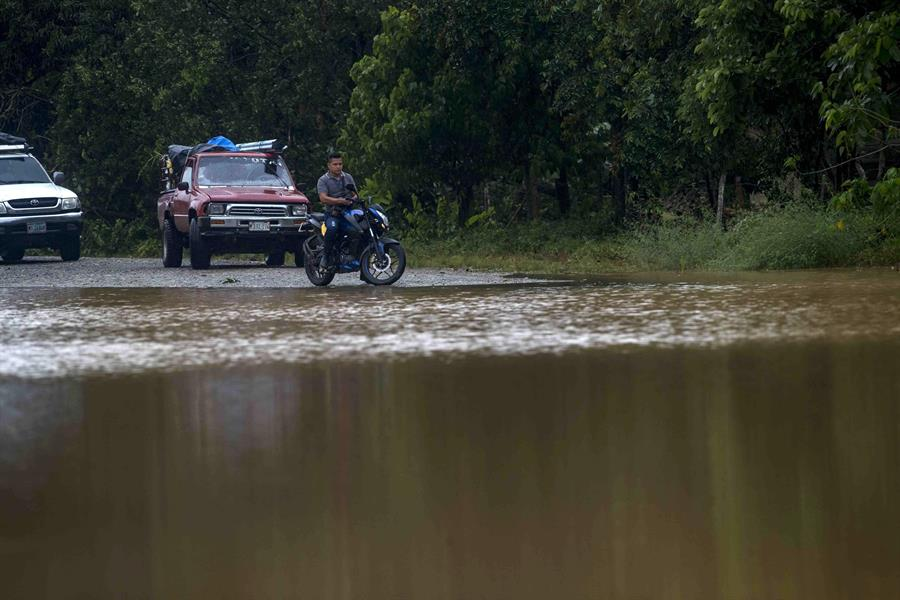 Las lluvias han provocado inundaciones en la mayoría de países de Centroamérica. (Foto: EFE)