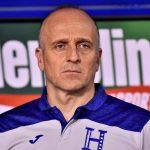 El uruguayo Fabian Coito, director técnico de la selección nacional de Honduras. EFE/ José Valle/Archivo