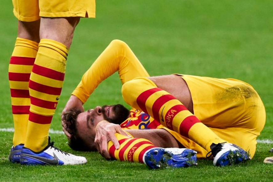 El doctor Pedro Luis Ripoll, director del Centro Médico de Excelencia FIFA Ripoll y De Prado, analizó la reciente lesión del barcelonista Gerard Piqué. (Foto: Twitter)