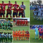 La fecha 14 de la fase de clasificación de torneo Apertura 2020 se juega el fin de semana. Esta servirá de preámbulo para la recta final de la fase de clasificación que consta de 16 jornadas. (Fotos: Liga Nacional)