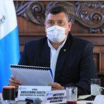 El vicepresidente Guillermo Castillo, afirmó este jueves que declinó reunirse con la misión enviada por la Organización de Estados Americanos -OEA- para evaluar la crisis que enfrenta el país. (Foto: Twitter)