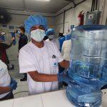 La empresa Healing Waters Internacional instaló un sistema de purificación de agua en La Comunidad Esperanza, zona 12 de Cobán, Alta Verapaz. (Foto: Eduardo Sam)
