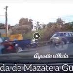 Mazatenango: Vídeo de motorista fantasma provoca dudas