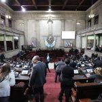 El Congreso finalizó esta 30 de noviembre el segundo periodo de sesiones y con ello su último intento para integrar la comisión pesquisidora contra dos magistrados de la Corte de Constitucionalidad. (Foto: Congreso)