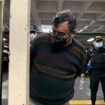 Rolando Moisés Pérez fue ligado a proceso penal luego de amenazar mediante un mensaje de texto a un mandatario de la CICIG. (Foto: Canal Antigua)