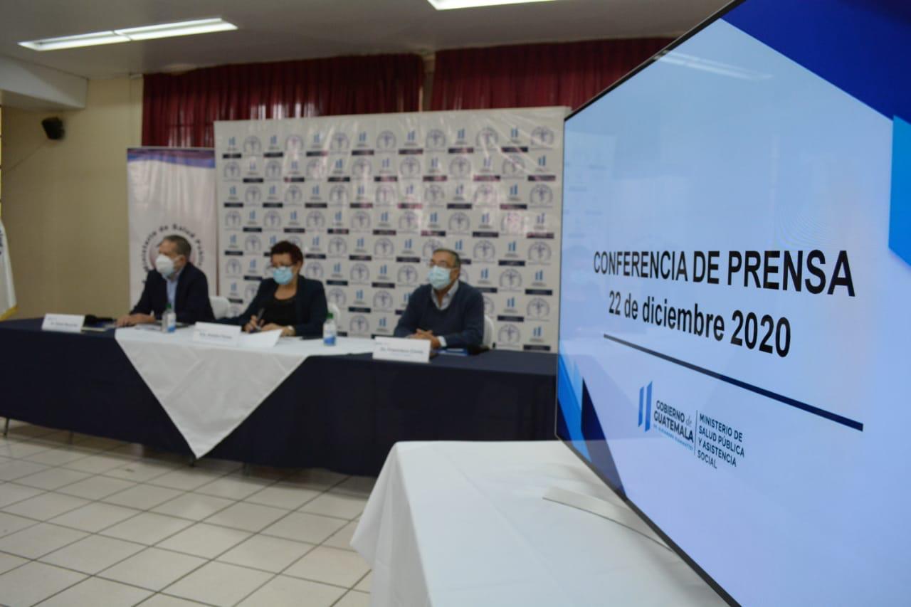 Las autoridades sanitarias de Guatemala expresaron su preocupación por la expansión del COVID-19 en el país durante los últimos días; en medio de la segunda ola del virus y las celebraciones de fin de año.