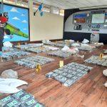 Autoridades localizaron ayer por la mañana una avioneta con paquetes de cocaína en Champerico, en el departamento de Retalhuleu.