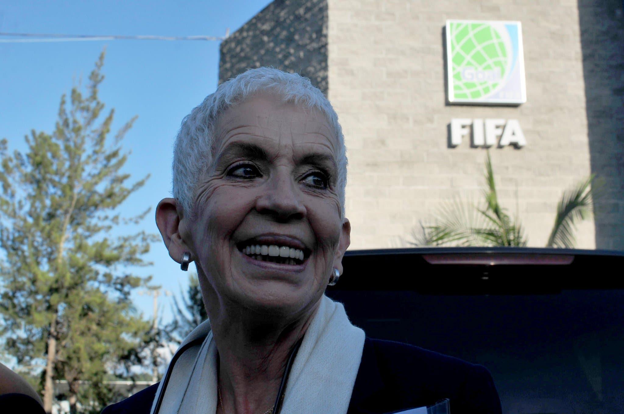La diputada Adela Camacho de Torrebiarte falleció a los 71 años. La legisladora fue alta dirigente del fútbol nacional y de Cobán Imperial.