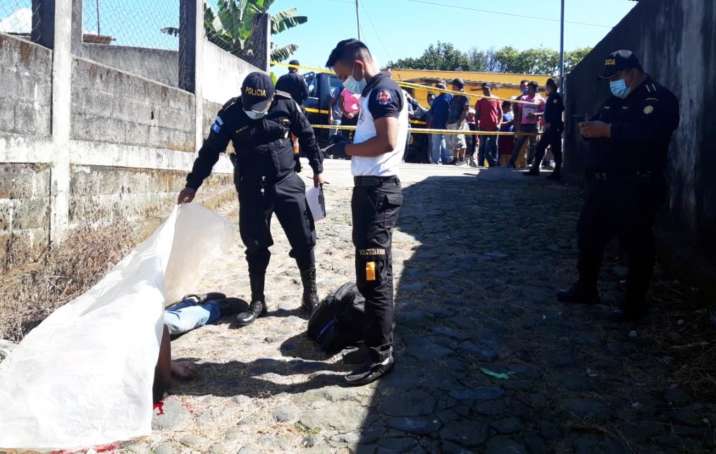 Repartidor de pollo fallece luego de ataque armado en Colomba