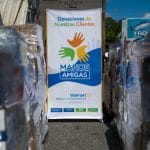 "Programa ""Manos Amigas"" de Walmart recaudó 10 mil 500 kilos de productos para damnificados por Eta e Iota"
