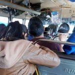 Autoridades de tránsito en Quetzaltenango, determinó que varios pilotos del transporte público incumplen con las medidas sanitarias.
