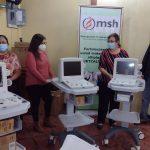 Organizaciones no gubernamentales donaron ultrasonidos para tres municipios de Quetzaltenango. El objetivo es mejorar la salud materna para evitar complicaciones en los embarazos.