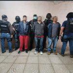 La Fiscalía contra Secuestros del Ministerio Público, informó que fueron capturados tres integrantes de una supuesta estructura criminal, por secuestrar a un hombre en noviembre. (Foto: MP)