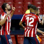 El delantero Diego Costa quedó desvinculado del Atlético de Madrid con la firma de la rescisión de su contrato por temas personales. (Foto: EFE)