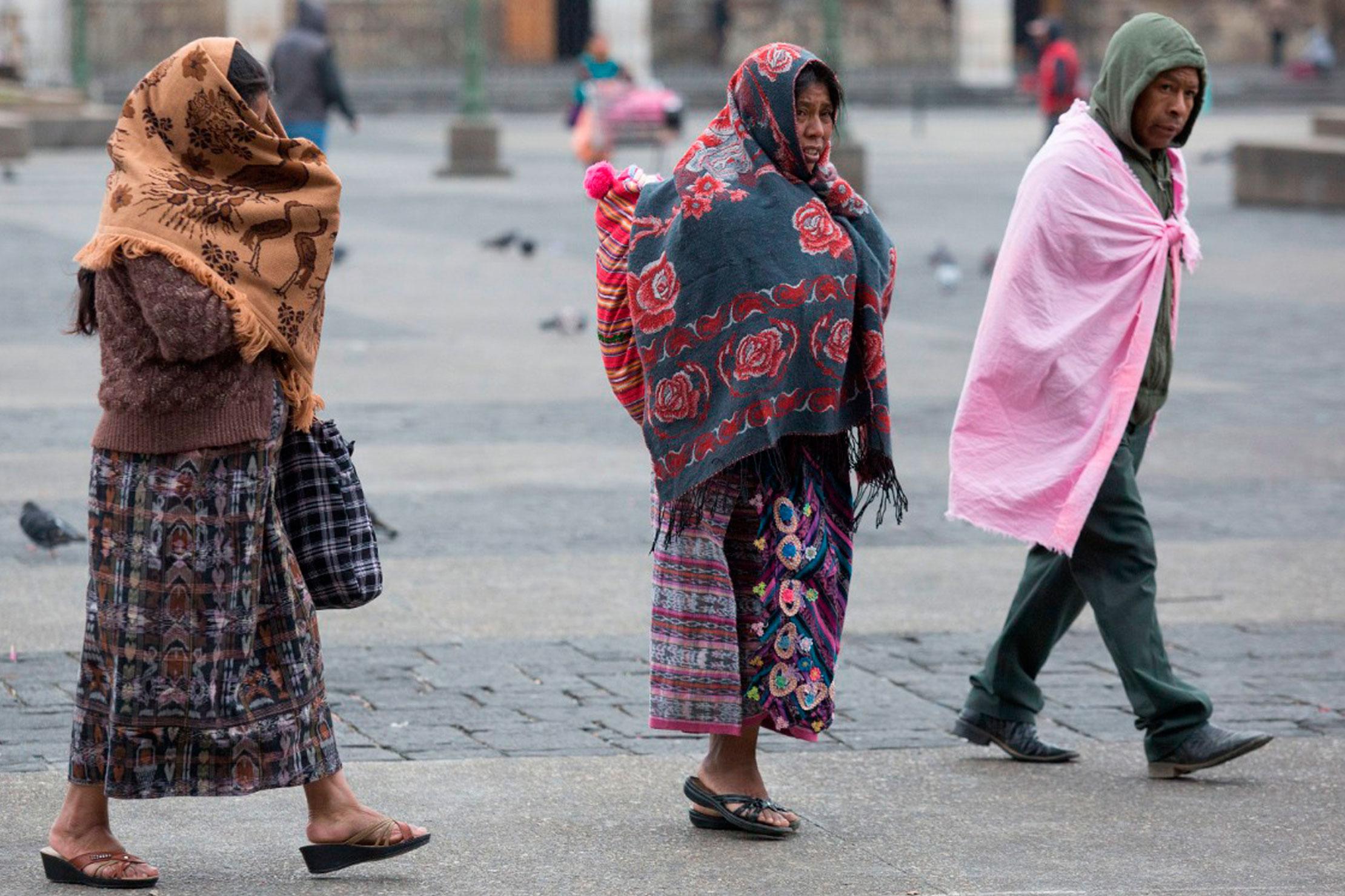 Las fiestas de fin de año serán marcadas por el ingreso de un nuevo frente frío que afectará al territorio nacional.(Foto: DCA)