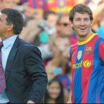 """El precandidato a la presidencia del Barcelona, Joan Laporta, desea que Leo Messi """"pueda se quede"""" pero que si se va """"el Barsa no se acaba""""."""