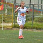 La futbolista de Comunicaciones, Sharon Melissa Santa Cruz Huertas, desaparecida desde el sábado anterior, fue localizada durante la madrugada por la Policía Nacional Civil.
