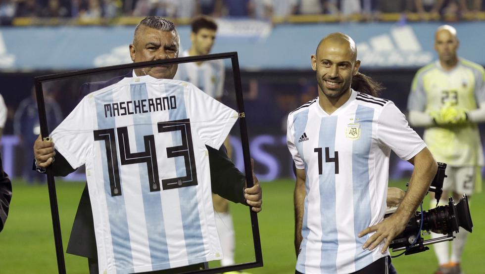 Javier Mascherano, asumirá un cargo dentro de la estructura de Selecciones Nacionales de la Asociación del Fútbol Argentino -AFA-.