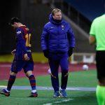 El Comité de Competición de la Federación Española de Fútbol -RFEF- ha impuesto dos partidos de sanción al delantero argentino del Barcelona Leo Messi por su expulsión en la final de la Supercopa de España ante el Athletic de Bilbao.