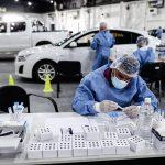 El continente americano superó hoy la barrera del millón de muertes por COVID-19, al registrar 7 mil 700 nuevos fallecimientos en las últimas 24 horas; así la cifras según los datos de la Organización Mundial de la Salud -OMS-.