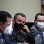 La Fiscalía Especial Contra la Impunidad -FECI-, presentó su primera investigación contra el exministro de comunicaciones Alejandro Sinibaldi. (Foto: Nómada)