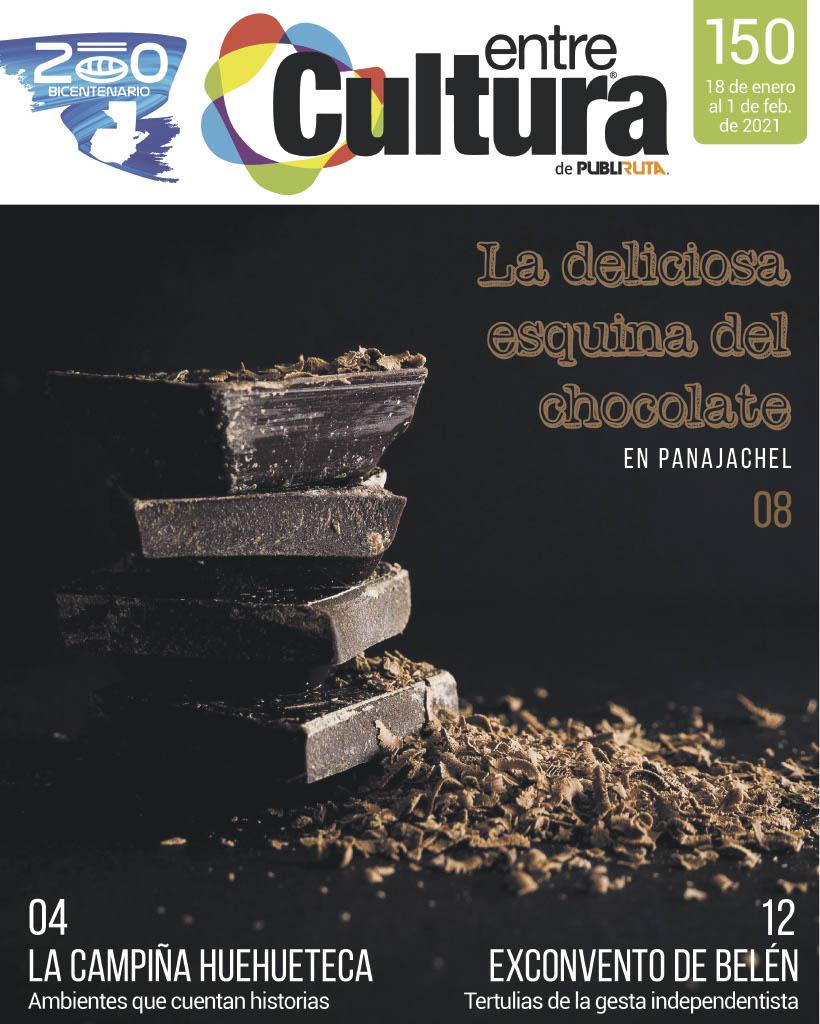 EntreCultura 150: La deliciosa esquina del chocolate
