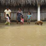 Los huracanes Eta y Iota, que azotaron Centroamérica en noviembre de 2020, dejaron pérdidas en Guatemala por 780 millones de dólares