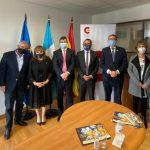 """El grupo de Países Donantes de Guatemala, conocido como G13, manifestó su """"apoyo"""" a la """"transparencia"""" en el proceso de elección de magistrados de la Corte de Constitucionalidad."""