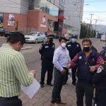 Las autoridades de salud de Quetzaltenango, solicitaron a los jóvenes responsabilidad ante el incremento de casos de COVID-19.