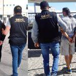 Cuatro hombres fueron capturados sindicados de haber protagonizado disturbios en Cajolá, Quetzaltenango, en las pasadas elecciones generales.