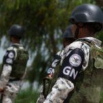 Los dos guardias miembros de la Guardia Nacional secuestrados este fin de semana en un municipio de Zacatecas fueron liberados