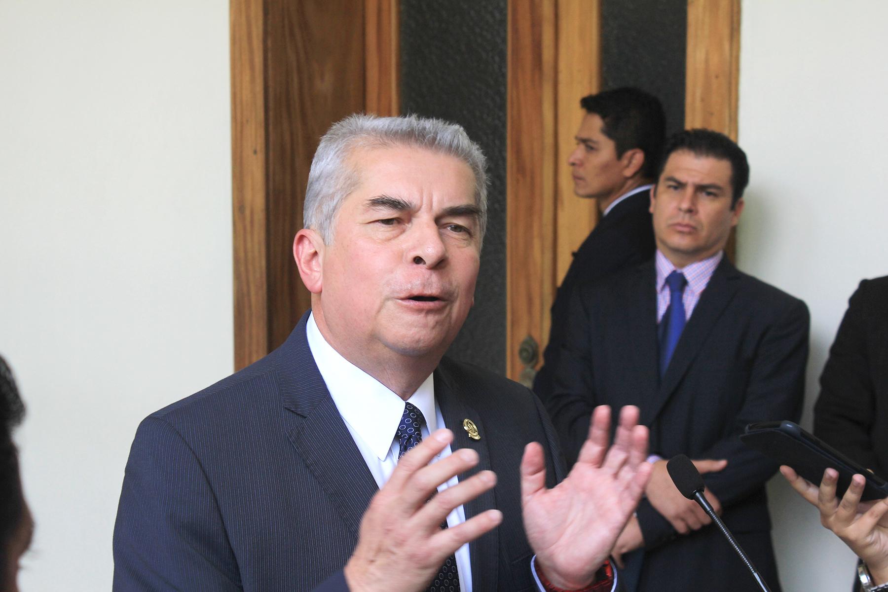 El Ministerio Público -MP-, informó que se le notificó a la Unidad de Asuntos Internacionales que México aceptó extraditar a Luis Rabbé.
