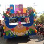 La edición número 136 del Tradicional Carnaval de Mazatenango 2021, fue suspendida por el COVID-19, según informaron autoridades municipales. (Foto: Cristian Soto)